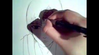 Drawing Sai (Naruto Shippuden)