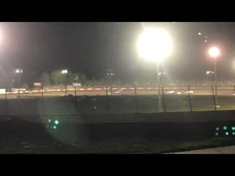 8-17-18 LakeSide Speedway Grants memorial race heat race