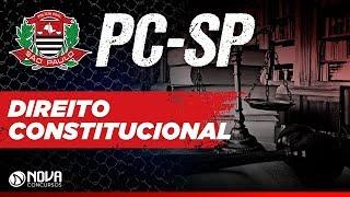 Direito Constitucional PC SP - Como Gabaritar na Prova thumbnail