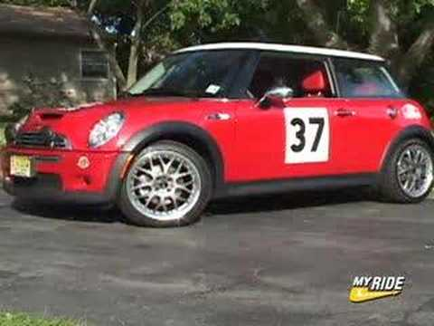 review 2004 mini cooper s youtube. Black Bedroom Furniture Sets. Home Design Ideas