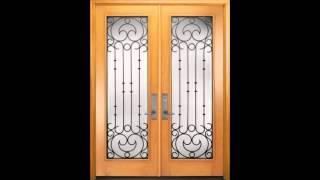 Entrance Door Designs | Custom Doors | Wood Doors | Custom Woodworking | Entry Door Installation