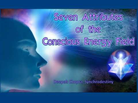 The Conscious Energy Field