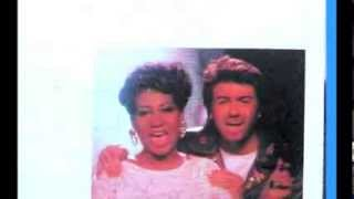 Aretha Franklin & George Michael - I knew you were waiting (for me) 1986