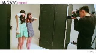 New commer Brands〜『RUNWAY channel Nº2 in Association with VOGUE girl』メイキングムービー