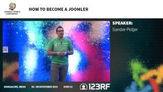 JWC15 - How to become a Joomler?