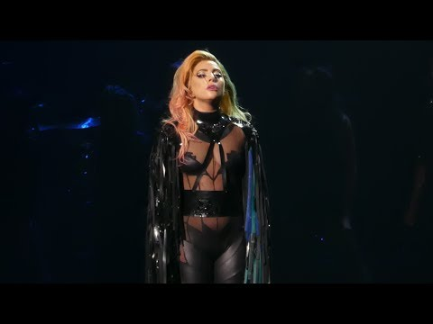 """John Wayne & Scheibe & Alejandro"" Lady Gaga@Wells Fargo Center Philadelphia 9/10/17"