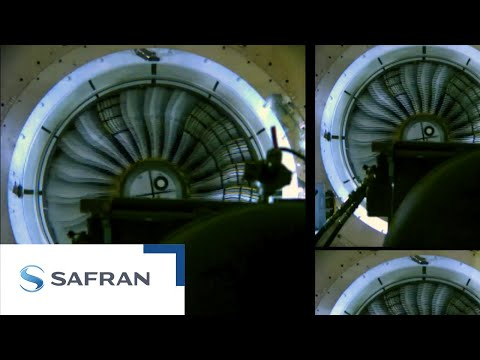 LEAP engine: how are made composites fan blades?  | Safran