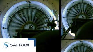 LEAP engine - Composite Fan Blades & Case