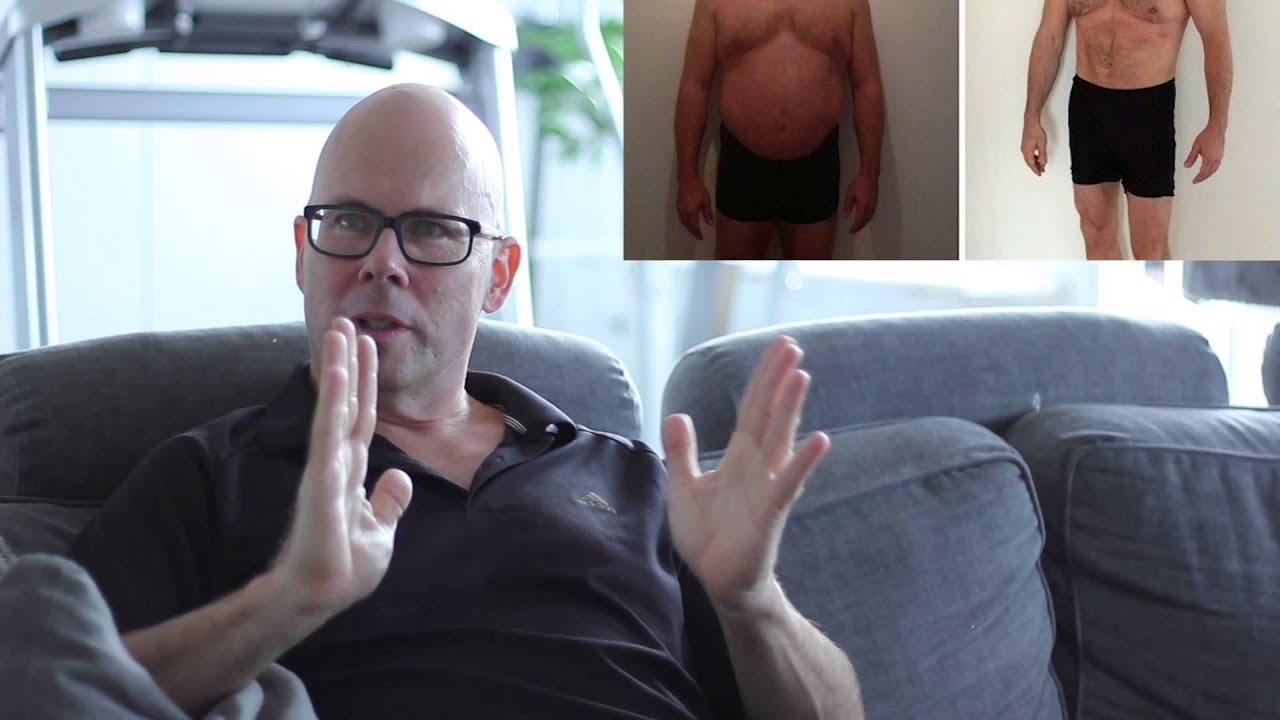 Intervju med Oscar PTs kund, Patrik, Läkare