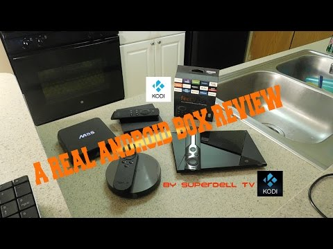 5 ANDROID BOXES THAT RUNS KODI XBMC WELL & MORE