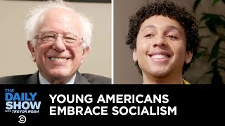 Why Are Young Americans Embracing Socialism? | The Daily Show