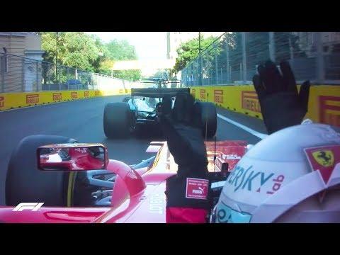 Five of the Best Onboards in Baku | Azerbaijan Grand Prix