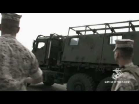 Roles in the Corps: Logistics Officer