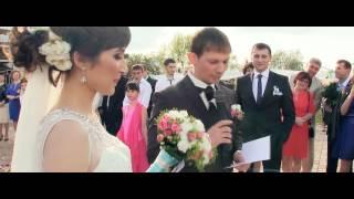 Тизер свадьбы Дмитрия и Марины  2 мая 2015 год.г.Губкин