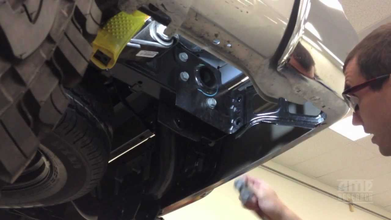 Ram 1500 Bumper >> AMP Research BedStep® Install for RAM1500 - YouTube