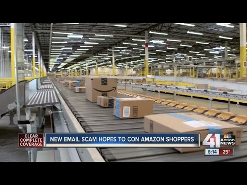 New email scam hopes to con Amazon shoppers