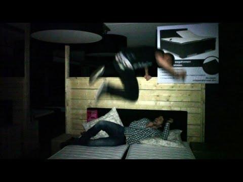 #29: Overnachten in een Beddenzaak [OPDRACHT]