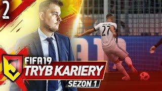 FIFA 19   TRYB KARIERY ROAD TO GLORY   #02 - Pierwsza konfrontacja z Legią!