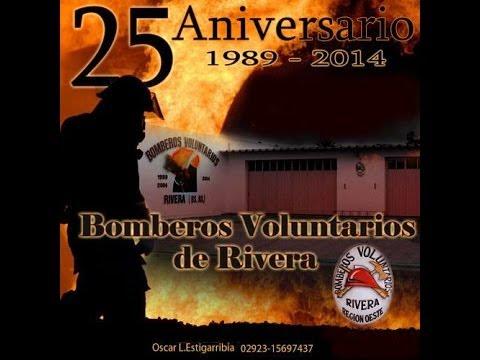 Bomberos Voluntarios de Rivera