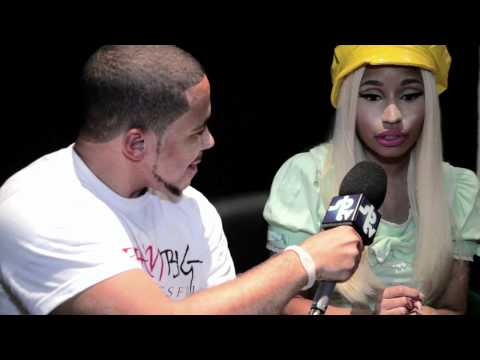 Nicki Minaj | Interview: SBTV