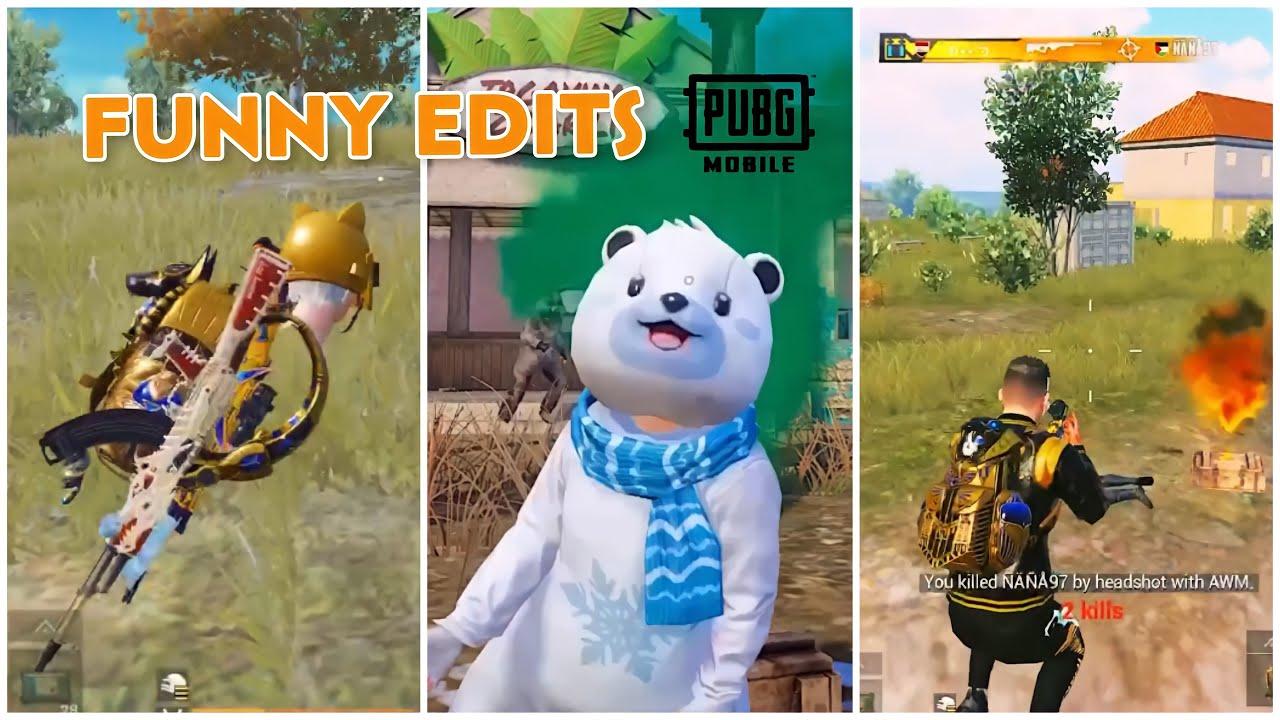 Funny PUBG moments / edits