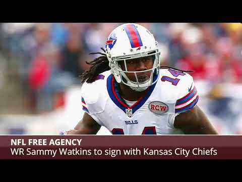 BREAKING: Former Rams WR Sammy Watkins Expected To Sign With The Kansas City Chiefs