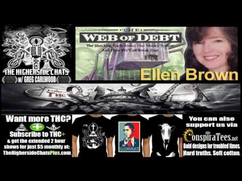 Ellen Brown | Bankster Thugs, The Web of Debt, & The Public
