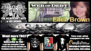 Ellen Brown | Bankster Thugs, The Web of Debt, & The Public Banking Solution