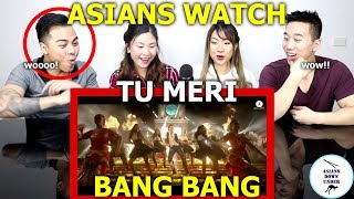 Tu Meri | BANG BANG! | Hrithik Roshan & Katrina Kaif | Reaction - Australian Asians