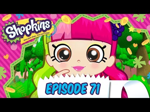 Shopkins Cartoon - Episode 71 - World Wide Vacation - Part 2 | Cartoons For Children