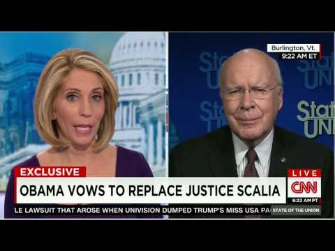 Sen. Patrick Leahy on CNN