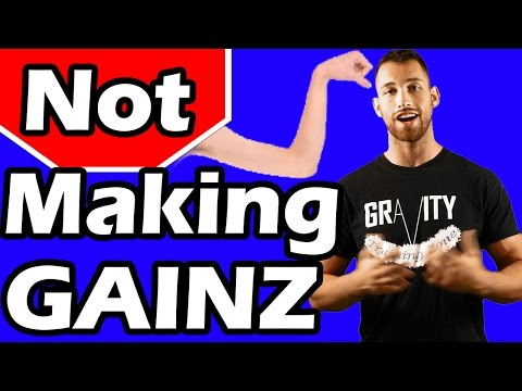 Why am I not gaining muscle? ✘ Top 3 Muscle Building Mistakes ✘ How to gain muscle