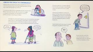 Coronavirus a book for Children - Read by Amy