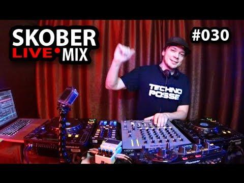 Skober Live Studio Mix #030