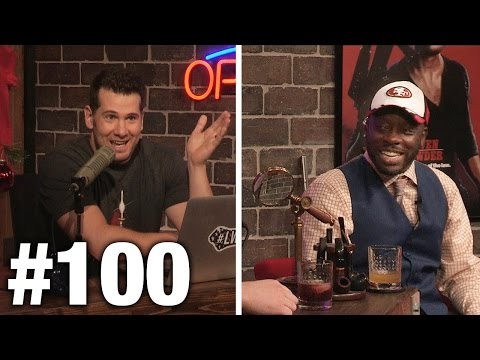 #100 TRUMP SCARES FREELOADERS! Tommy Sotomayor and Dean Cain | Louder With Crowder