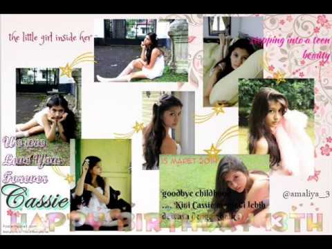 Project Birthday Cassandra Sheryl Lee(Cassie WINXS)