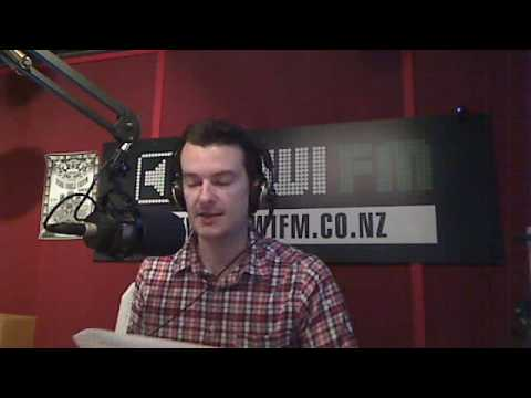 Louis Carroll: Hearing Week - DIY 27-4-10 Radio Wammo Show, Kiwi FM