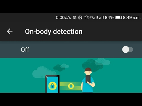 How to turn off Google smart lock ( auto unlock while moving)
