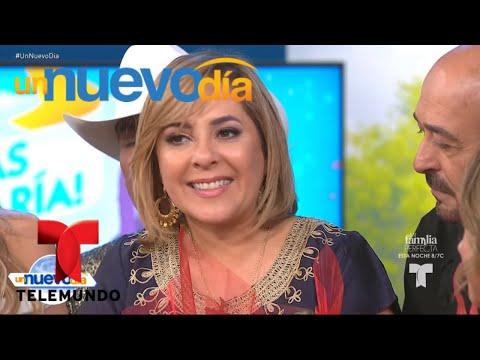 ¡Le damos una emotiva despedida a Ana María Canseco! | Un Nuevo Día | Telemundo