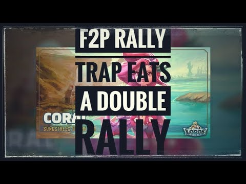 F2P Rally Trap Eats A Double / Fan Uploads #2 : Lords Mobile