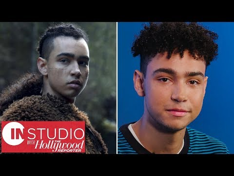 """'See' Star Archie Madekwe on The """"Totally New"""" Dystopia/Utopia World in Apple's New Show 
