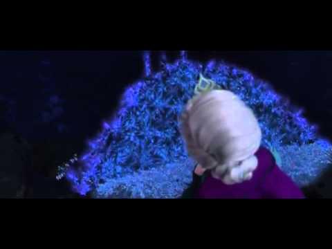 Frozen Elsa Runs Off HD 1