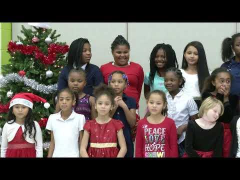 Hawthorne Elementary Holiday Concert 12-7-17