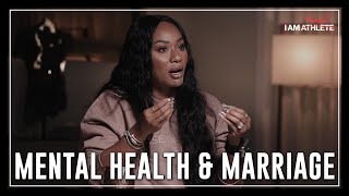 Mental Health & Marriage   I AM WOMAN with Michi Marshall, Aja Crowder and More