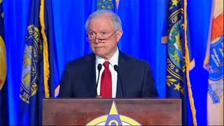 2017-08-28-17-04.Sessions-Trump-to-Arm-Police-With-Military-Gear