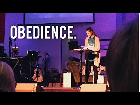 OBEDIENCE || whole heart, whole blessing