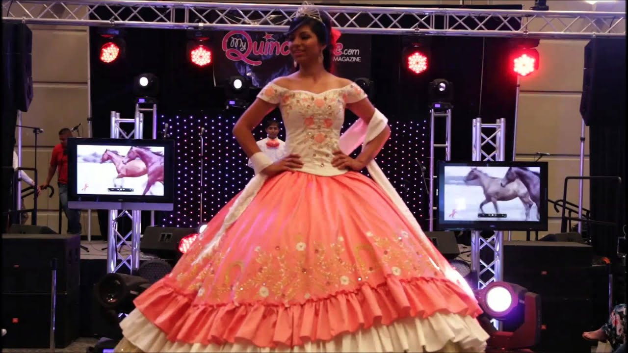 15 Anos Dresses Pink: PART 1: MyQuinceLife.com Quinceanera EXPO Ontario Presents