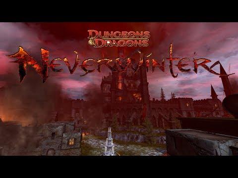 Neverwinter  Gameplay #02 pt br  Nostalgia pura