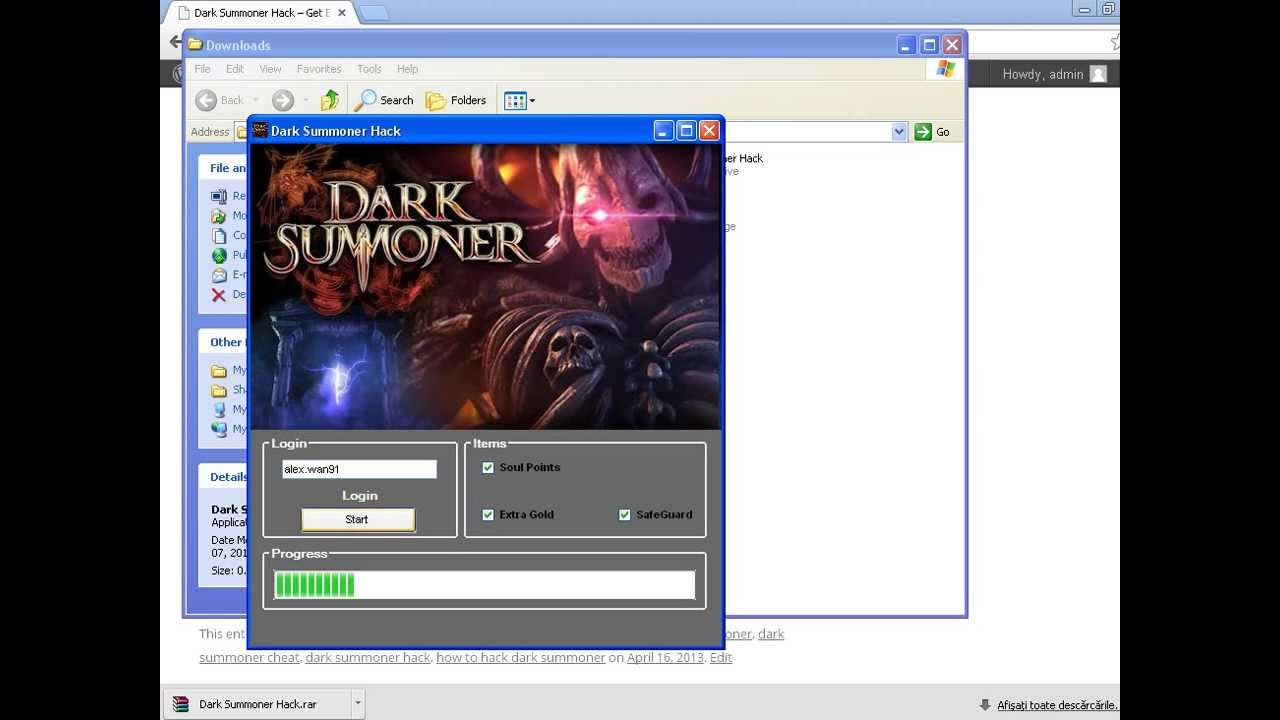 Use these Cheat Codes instead of Dark Summoner Hack Tool because