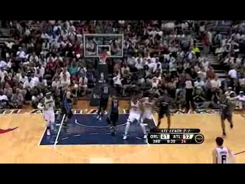 Magic vs. Hawks Game 4 Recap (2011 NBA Playoffs) 4/24/11